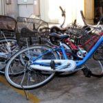 バイト先の店の前に自転車を駐車していた際のトラブル実例…